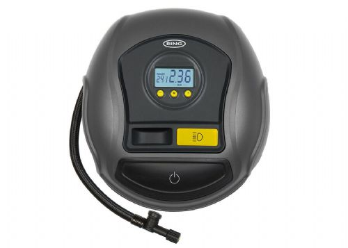 Ring RTC500 Compact Digital Tyre Inflator